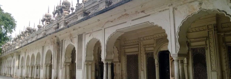 Paigah Tombs,Telangana, India
