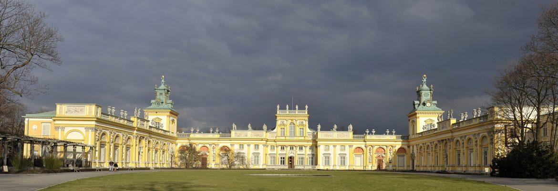 Wilanów Palace, Warsaw, Masovian Voivodeship, Poland
