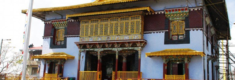 Pemayangtse Monastry,Sikkim, India