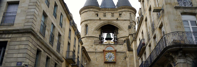 The Big BellGrosse Cloche de Bordeaux, Bordeauxas, Aquitaine, France
