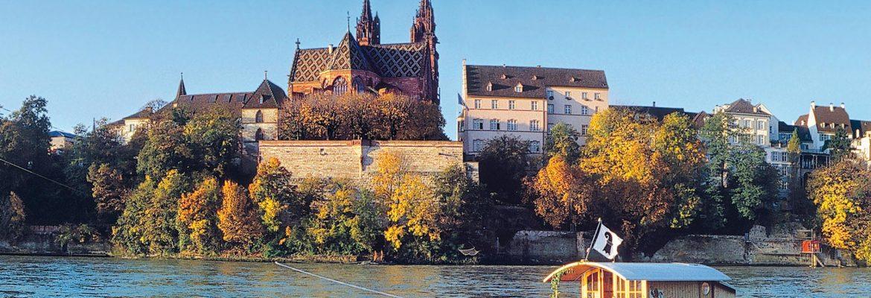 Rheinfahre, Basel