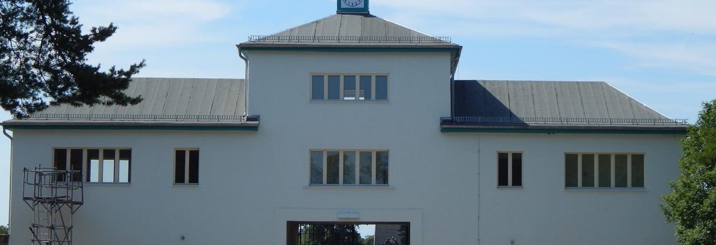 Memorial and Museum Sachsenhausen,Oranienburg, Germany