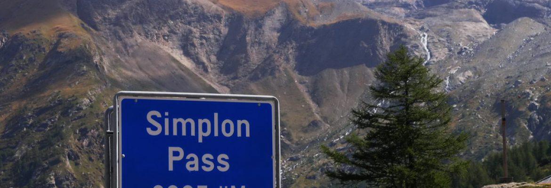 Simplon Pass,Simplon, Switzerland