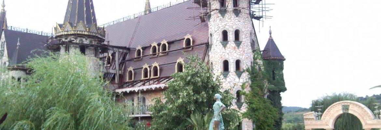 The Castle of Ravadinovo, Ravadinovo, Bulgaria