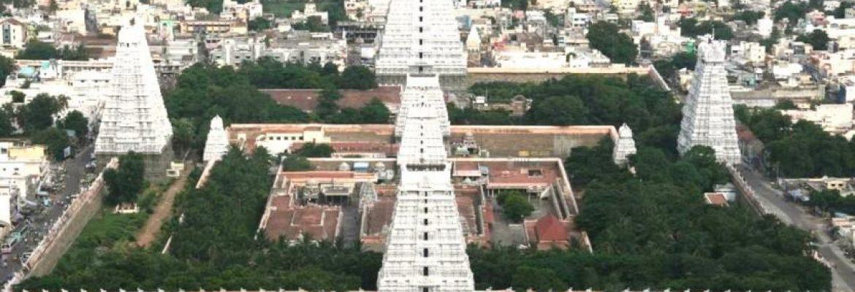 Arunachaleshwar Temple Kulam, Tamil Nadu, India