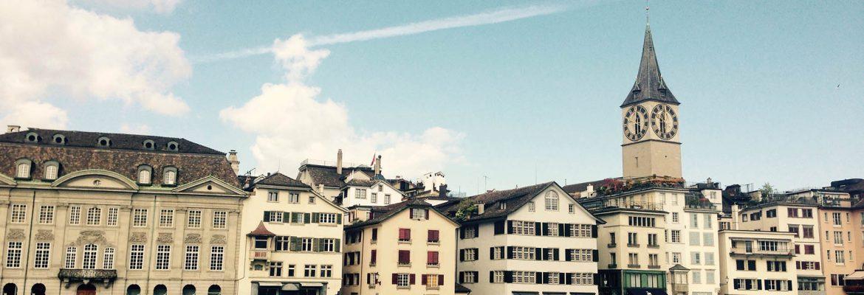 St. Peter Church,Zürich, Switzerland