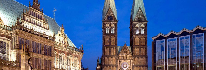St. Petri Dom Bremen,Bremen, Germany