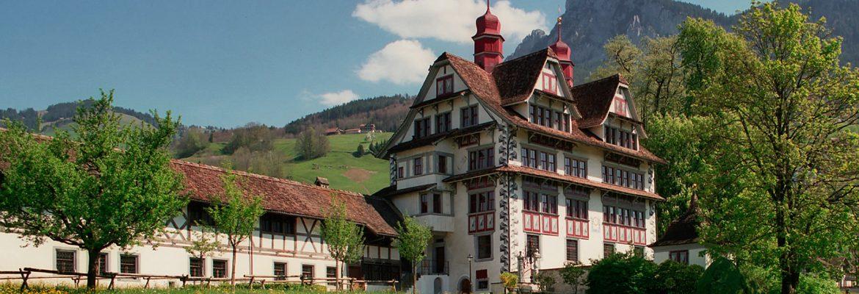 Ital Reding Estate,Schwyz, Switzerland