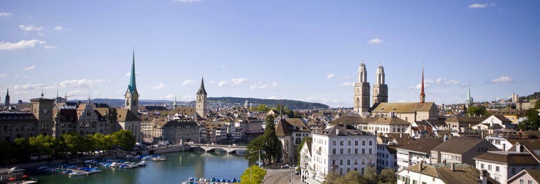 Old Town, Altstadt, Zürich, Switzerland