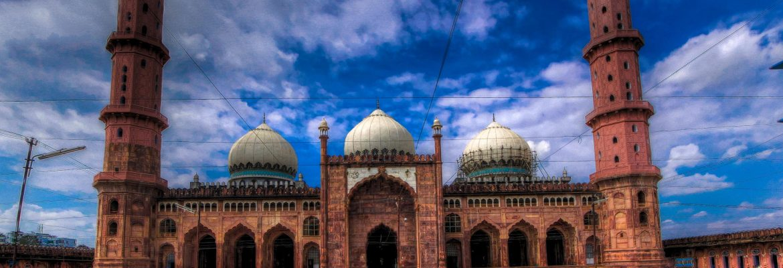 Taj ul Masajid,Pradesh, India