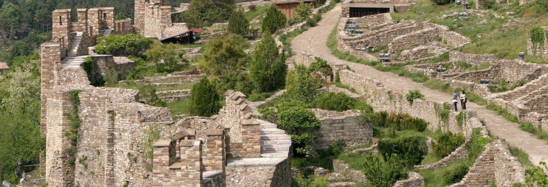 Tsarevets Fortress, Bulgaria