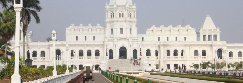 Ujjyanta Palace, Tripura, India