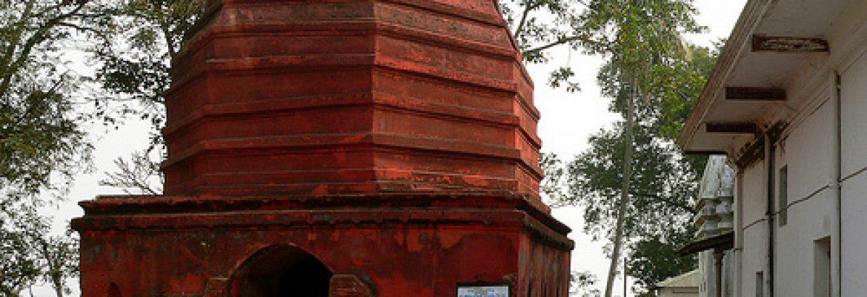 Umananda Temple,Assam, India