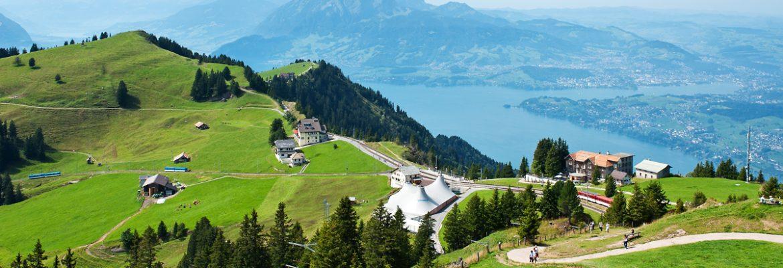 Mount. Rigi,Arth, Switzerland