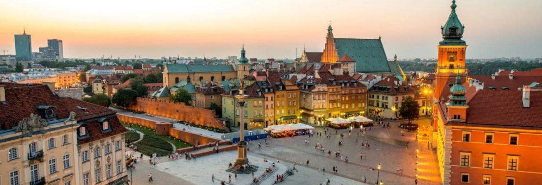 Warsaw Old Town, Unesco Site, Warsaw, Masovian Voivodeship, Poland