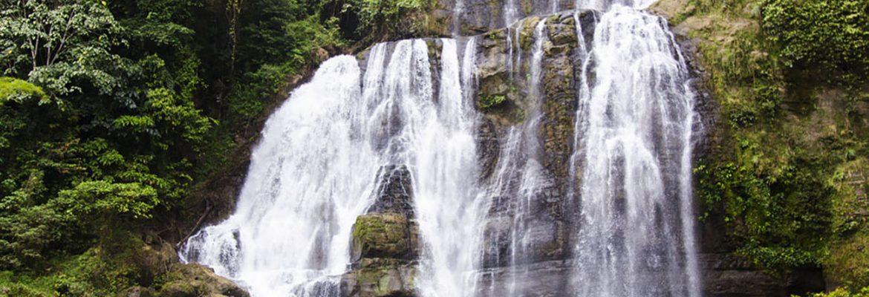Paterno Falls,Calbayog City, Samar, Philippines