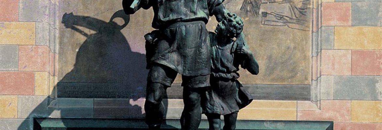 Wilhelm Tell Monument,Altdorf, Switzerland