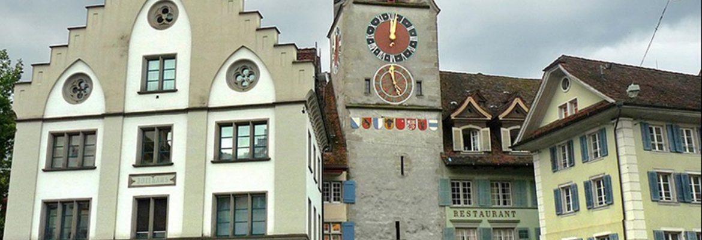 Zytturm Clocktower,Zug, Switzerland