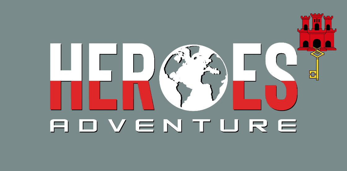 Heroes of Adventure Gibraltar Charity Challenge