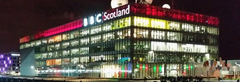 BBC Scotland, Pacific Quay